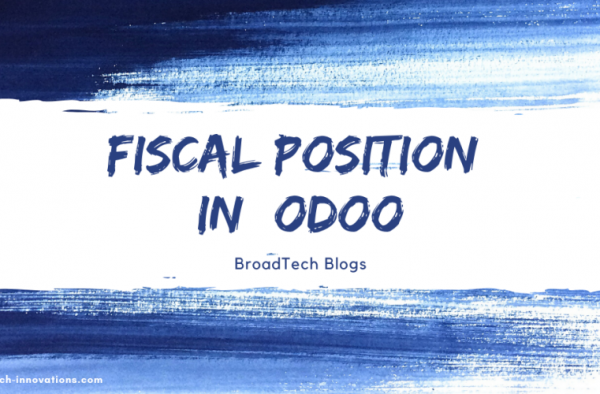 Fiscal Position in Odoo
